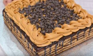 Receta  Chocotorta Argentina: Deliciosa y Fácil