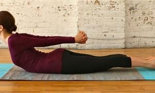 Estas 5 Posturas De Yoga Son Geniales Para Tu Espalda