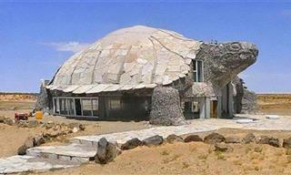 Diseños Arquitectónicos Extraños: 15 Edificios Inusuales