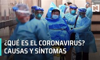 ¿Qué Es El Coronavirus? Causas y Síntomas