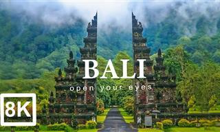 Disfruta Los Impresionantes Paisajes De Bali