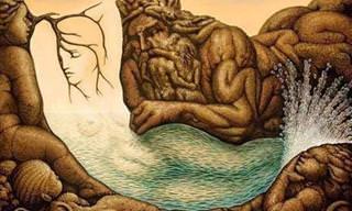 Artista Octavio Ocampo: El Maestro De La Ilusión