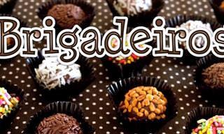Apredende a Preparar Los Famosos Dulces De Brasil: Brigadeiros