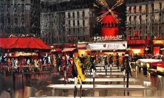 Los Espectaculares Paisajes Urbanos De Kal Gajoum