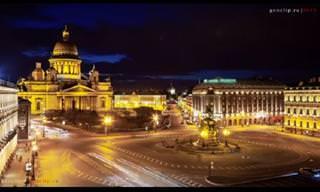 Tenemos La Prueba De La Exuberante Belleza De San Peterburgo
