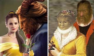 La Historia Real De Las Princesas De Disney