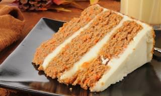 Fácil y Rica Receta De Torta De Zanahoria