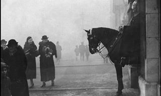 Las Era Más Nebilosa De Londres: La Gran Niebla Tóxica