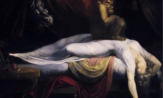 Las 7 Obras De Arte Más Espeluznantes Que Puedes Apreciar