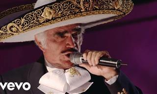 Vicente Fernández Interpreta En Mariachi