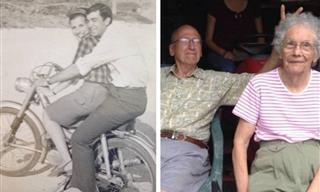 El Amor y La Amistad Pueden Durar Toda La Vida - 12 Fotos