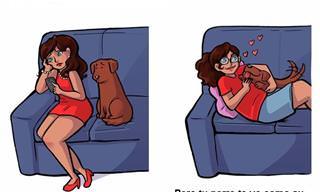 ¿Sabes Cómo Te Ve Tu Perro?