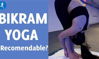 Probamos Una Clase De Bikram Yoga a 42 Grados