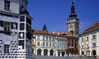 ¿Ya Has Visto Estos Hermosos Pueblos En La República Checa?