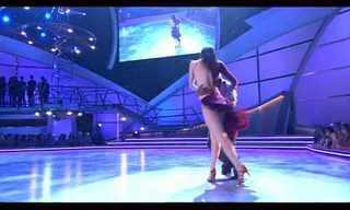 ¡Estos Bailarines De Salsa Son Impecables!