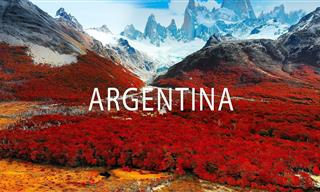 Recorrido Virtual En Drone Por La Bella Argentina