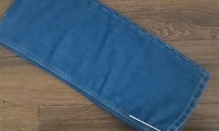 Transforma Tus Jeans Usados En Unas Lindas Botas