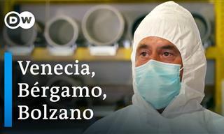 Así Luce Italia Ante La Pandemia Del Coronavirus