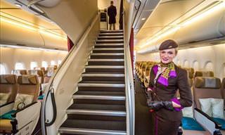 Con Esta Aerolínea Viajar Es Un Auténtico ''Lujo''