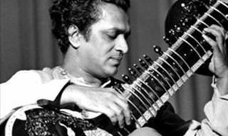 Caja Musical: El Gran Ravi Shankar
