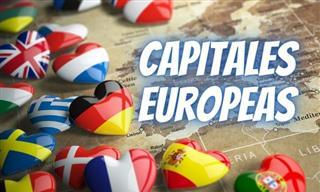 ¿Cuánto Sabes De Capitales Europeas?