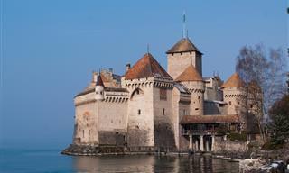 ¿Crees Estar Soñando? Así Son Los Castillos En Suiza
