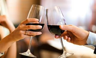 9 Razones Para Amar El Vino Tinto