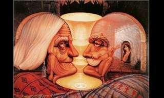 Las Pinturas Superpuestas de Octavio Ocampo