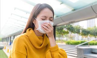 Diferencias Entre COVID-19 y Alergias Estacionales