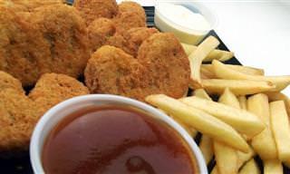 Receta: Nuggets De Pollo Caseros y Deliciosos
