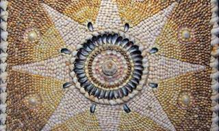 'Shell Grotto' o La Cueva De Margate Decorada Con Conchas