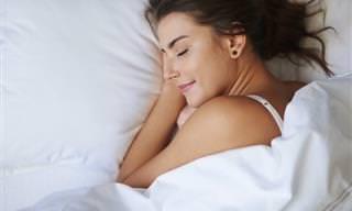 8 Consejos Para Obtener Un Sueño Reparador