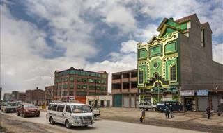 Conoce El Nuevo Estilo De Arquitectura Andina De Bolivia