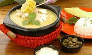 Gastronomía Colombiana Al Alcance De Tu Mesa
