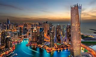 Una Mirada a La Futurista e Impresionante Ciudad De Dubai
