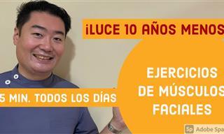 Luce 10 Años Más Joven En Tan Solo 5 Minutos Diarios
