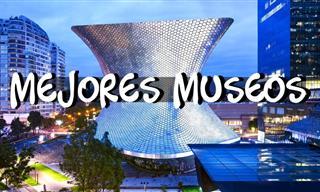 Estos Son Los 5 Mejores Museos De La Ciudad De México