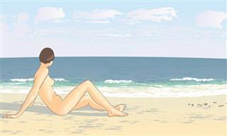 Este Chiste Comienza Con Mujeres Desnudas Nadando En Un Estanque