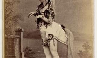 Mira a Las Chicas De Calendario Del 1890