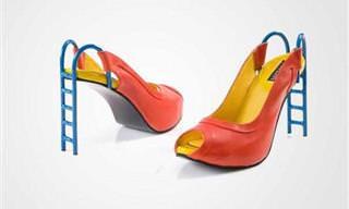 Te Presentamos Los Zapatos Más Originales Del Mundo