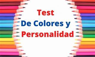 Test De Colores y Personalidad