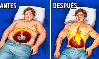 Cómo Quemar Más Grasa Mientras Duermes