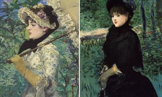 Sumérgete Dentro Del Maravilloso Arte Impresionista De Édouard Manet