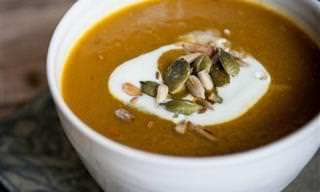 Soprende a Tu Familia Con Esta Deliciosa Sopa De Calabaza