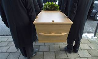 ¿Te Imaginas Despertarte De Camino a Tu Funeral?