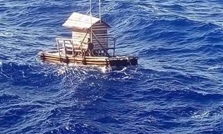 ¡La Increíble Historia De Un Niño Que Sobrevivió 49 Días En El Mar!
