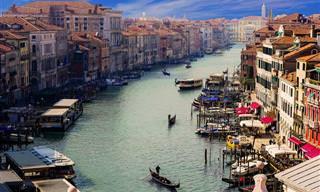 Disfruta De Un Recorrido Virtual a Pie Por Las Calles De Venecia
