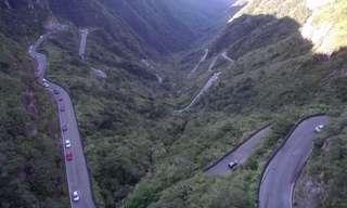 La Carretera Más Espectacular Del Mundo
