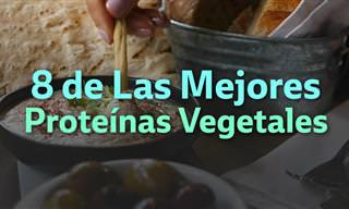8 De Las Mejores Proteínas Vegetales