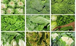 Los Beneficios De Los Vegetales De Hoja Verde